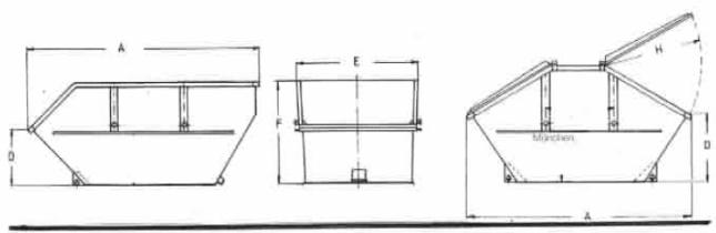 absetzcontainer mieten in m nchen acr rauscher. Black Bedroom Furniture Sets. Home Design Ideas